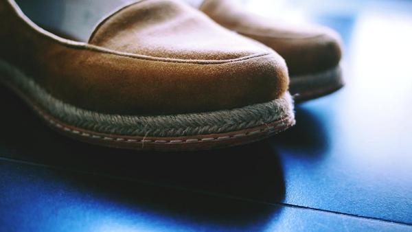 Zapato mocasín de marca