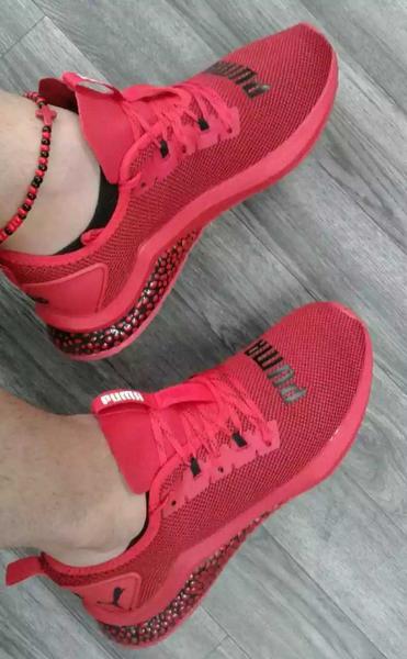 Zapatillas rojas réplica Puma