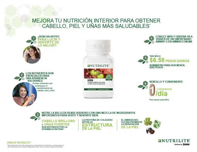 HSN nutrilite