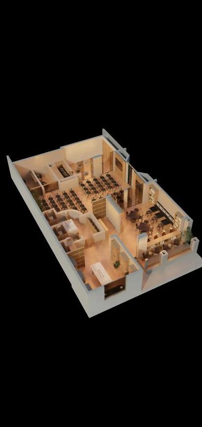 Render arquitectonico HD