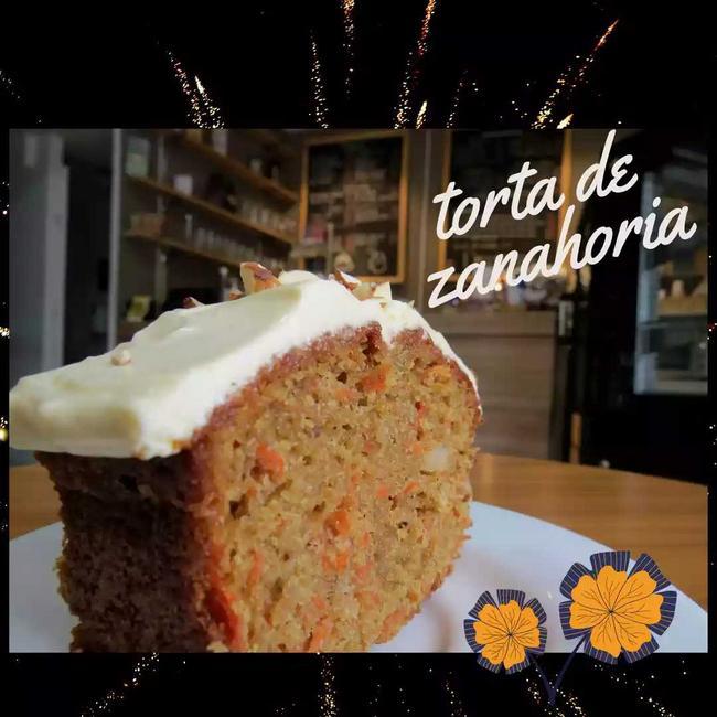 Torta de zanahoria
