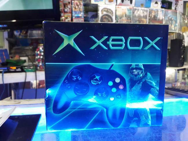 Control para Xbox caja negra