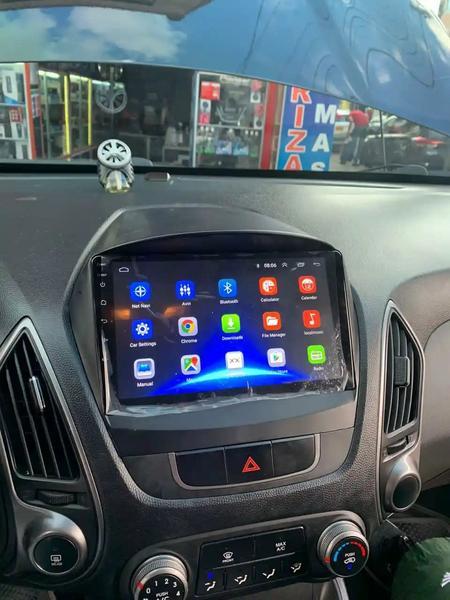 Radio android Hyundai ix35