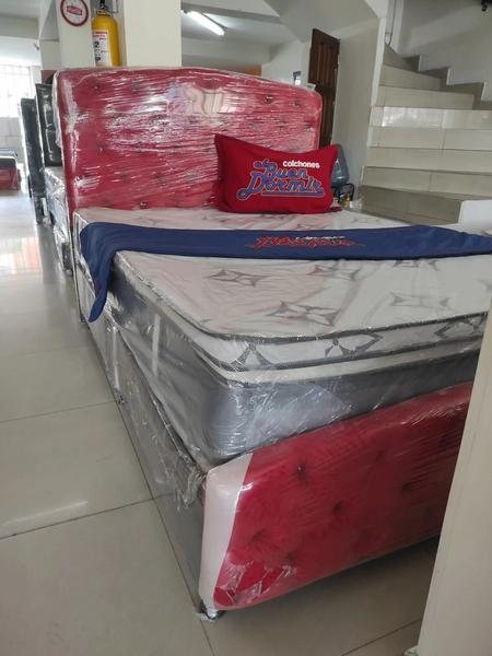 Espectacular cama Yery