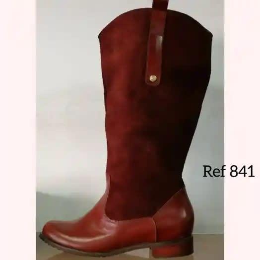 Botas de caña alta referencia 841