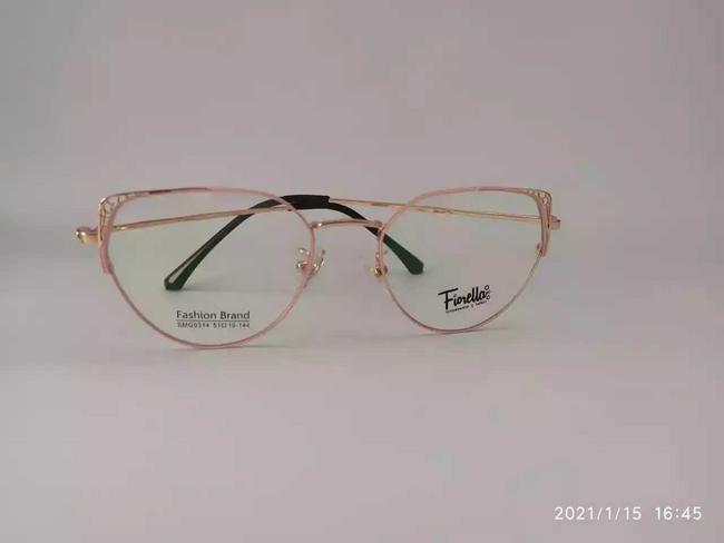 Montura tipo retro para gafas