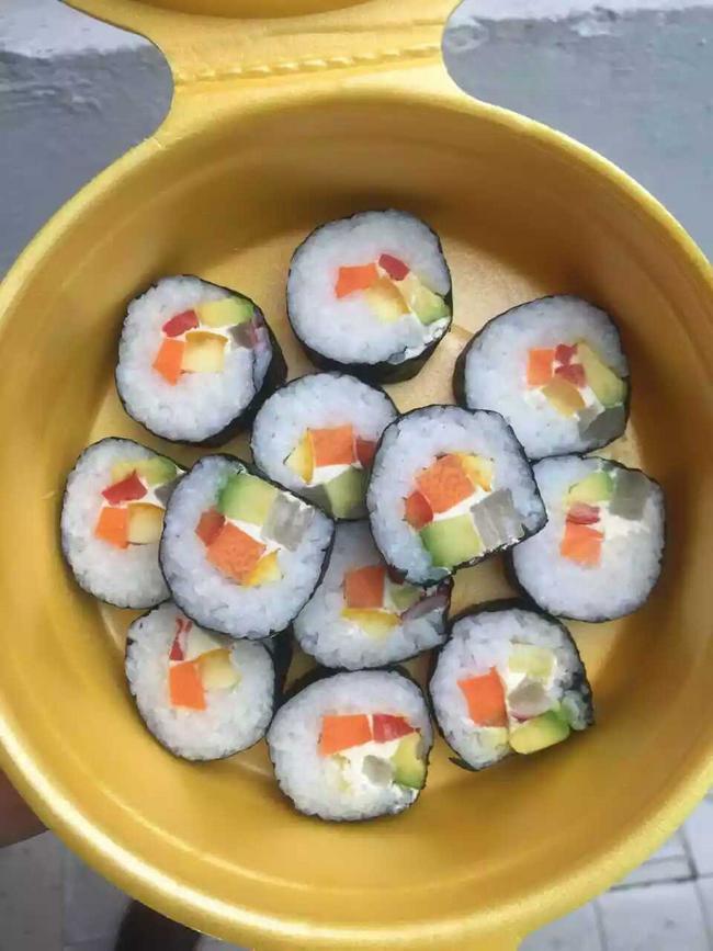 Sushi Roll vegano