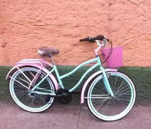 Bicicleta playera personalizada