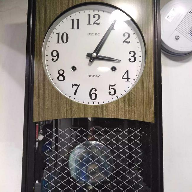 Reloj de pared Seiko