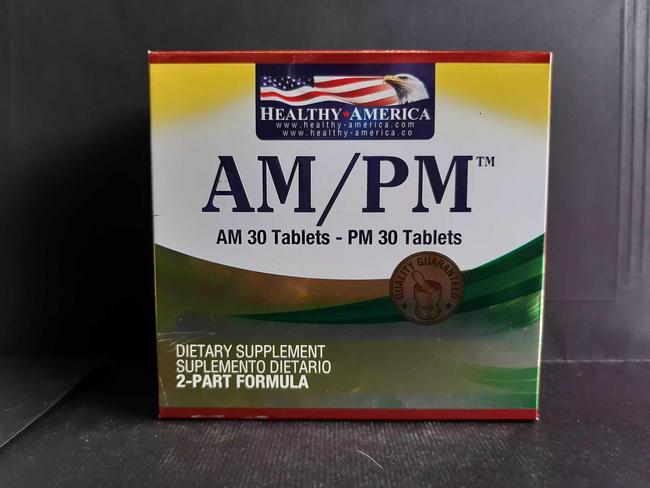 Suplemento dietario AM/PM