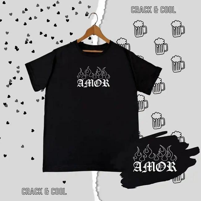 Camiseta diseño ¨Amor¨