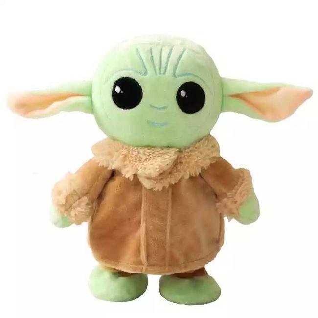 Baby Yoda, peluche parlanchín a sólo $550 MXN