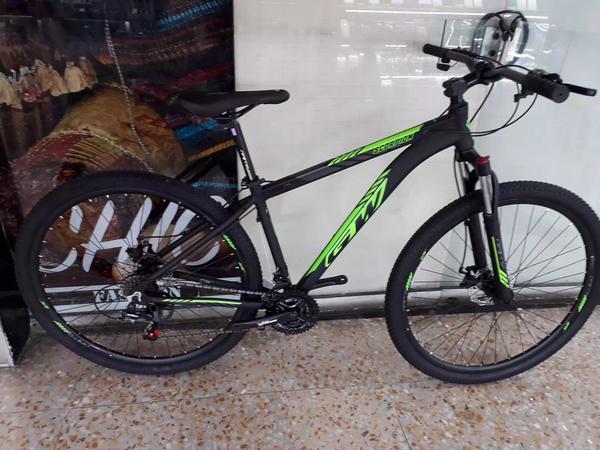 Bicicleta GW escorpión