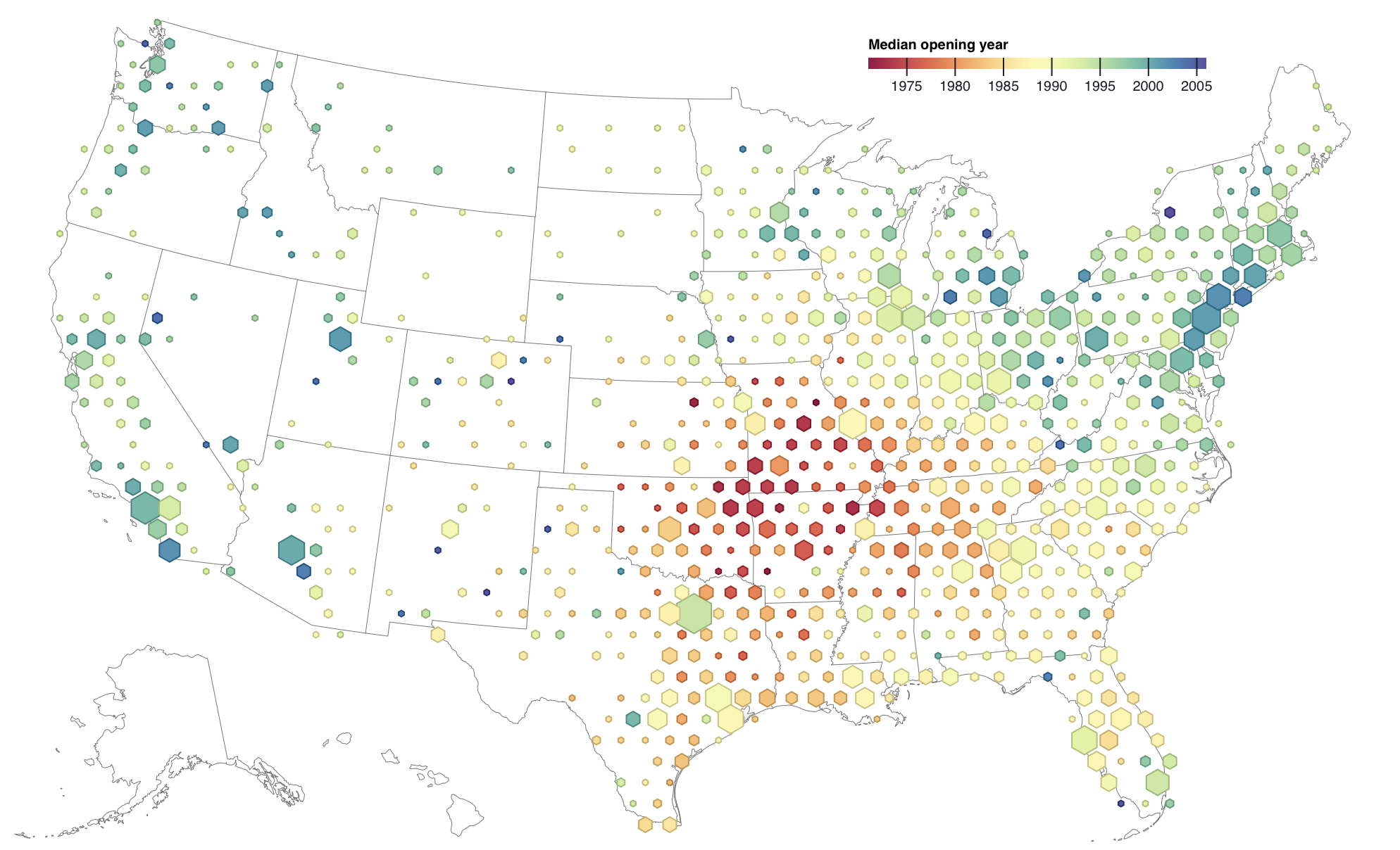 Geospatial Data Visualization with d3