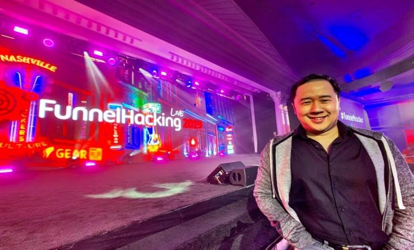 Denny Santoso dan Kisah Merintis Bisnis dari Jualan CD