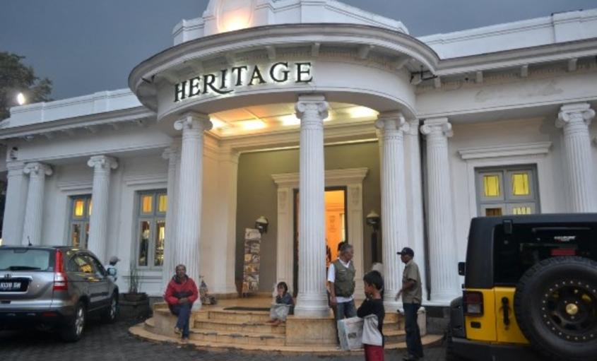 Grace dan Kisah Awal Membangun Heritage Factory Outlet Bandung