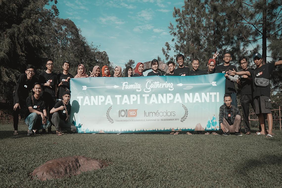 Vlog Akhir Tahun: Taman Wisata Bougenville Gunung Puntang
