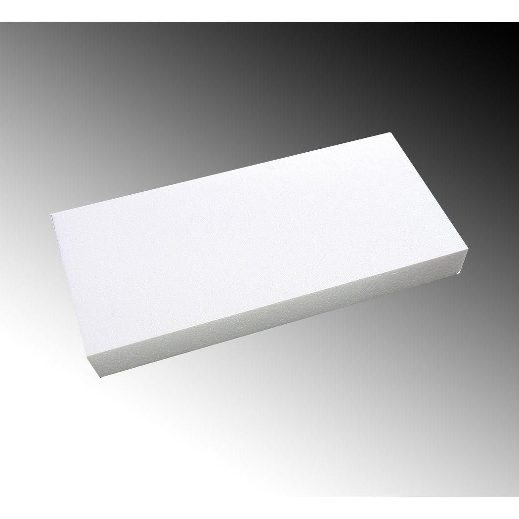 Polystyrène expansé blanc