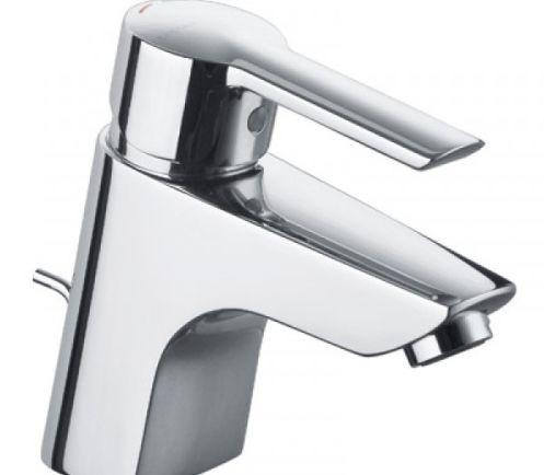 MITIGEUR NEW WAY lavabo monotrou , chromé