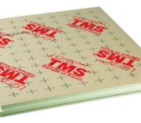 Panneaux polyurethane TMS MF/MS SI, 25 mm x 120 cm x 100 cm