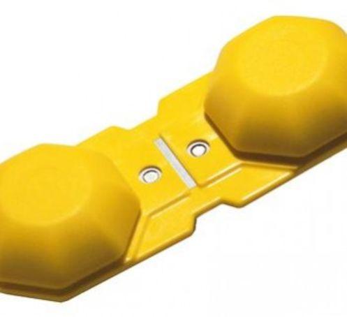 Connecteurs OPTIMA pour assemblage des fourrures,  - boîte de 25 pièces