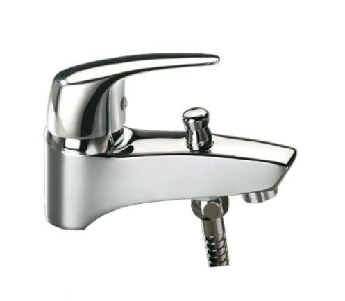 Mitigeur pour bain et douche chromé