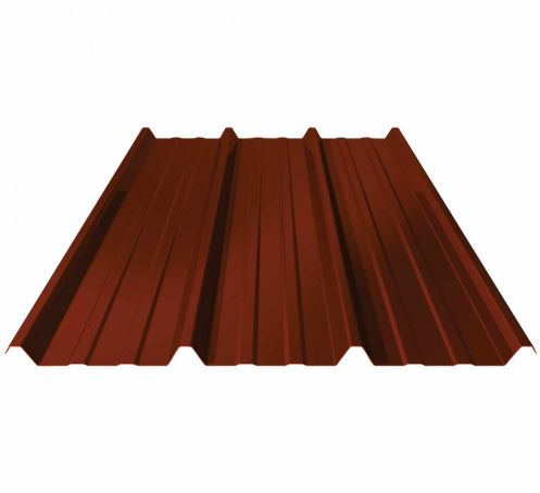 Bac acier 63/100, 200cm x 105cm, anti condensation