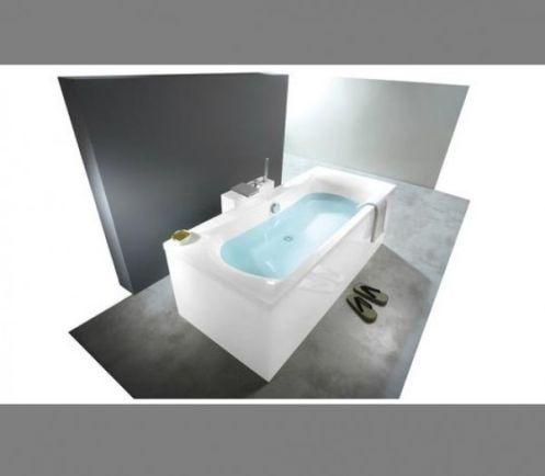 Baignoire acrylique  rectangulaire DESIGN 180 x 80