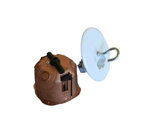 Boîte étanche FLEX-A-RAY point de centre DCL, 67 x 50mm