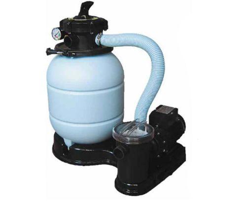 Groupe de filtration monobloc