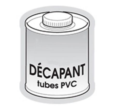 Décapant pour PVC, ABS,