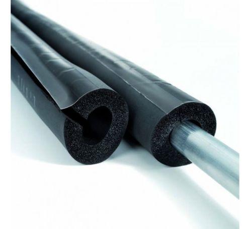 Manchon d'isolation fendu, à recouvrement pour tuyau de diamètre 12mm