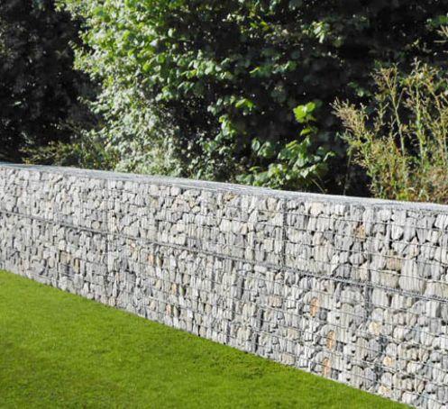 Kit gabions 30cm (H) x 20cm (L), pour clôture