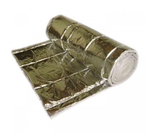 Isolant mince pose extérieure sous bardage et bac acier
