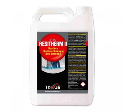 Barrière physico-chimique anti-termite