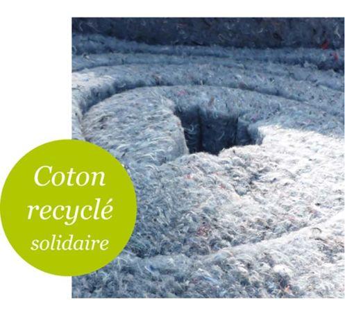 Isolant Coton recyclé Métisse (20kg/m3)