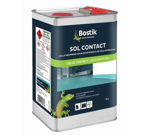 Colle BOSTIK sol contact, 5L