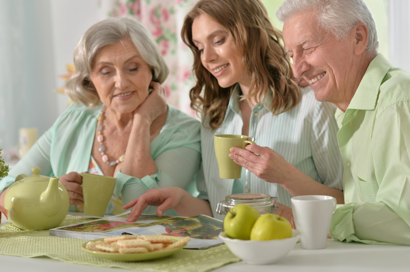 Senior care that can be performed right at home in Concord, TN