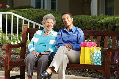 In-home senior care in Mountain View