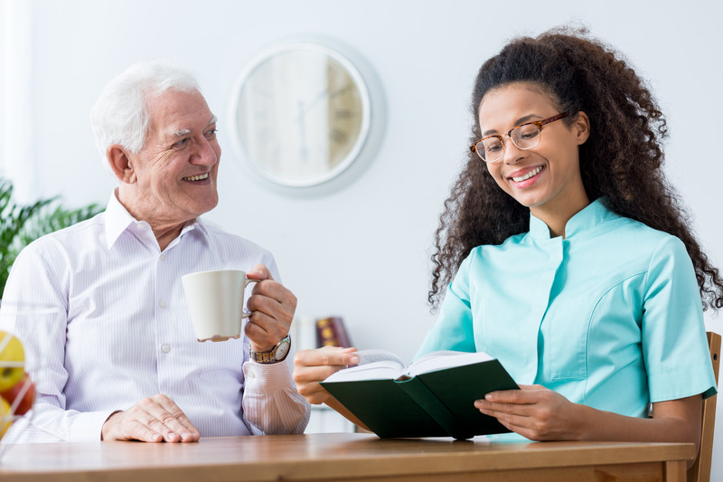 in home care for loved ones that includes private duty nursing