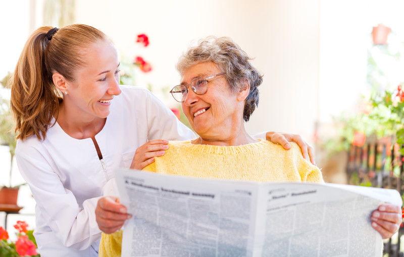 Senior care that helps right at home in Overland Park, KS