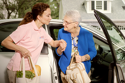 Seniors are usually reluctant to give up driving.