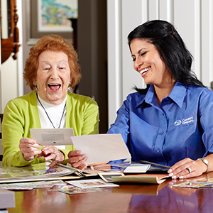 Engaging Communications with Older Adults