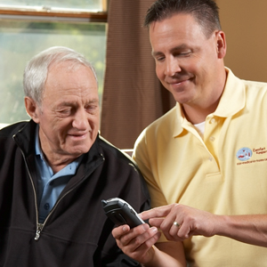 Technology: Taking Caregiving to the Next Level
