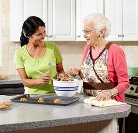 alzheimer's baking cookies