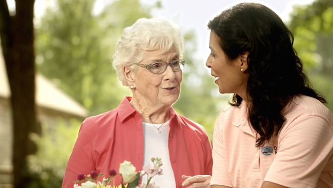Helping Seniors Cope with the Loss of a Spouse