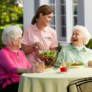 Weight Struggles Common for Senior Adults