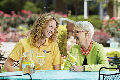 Social Wellness in Seniors