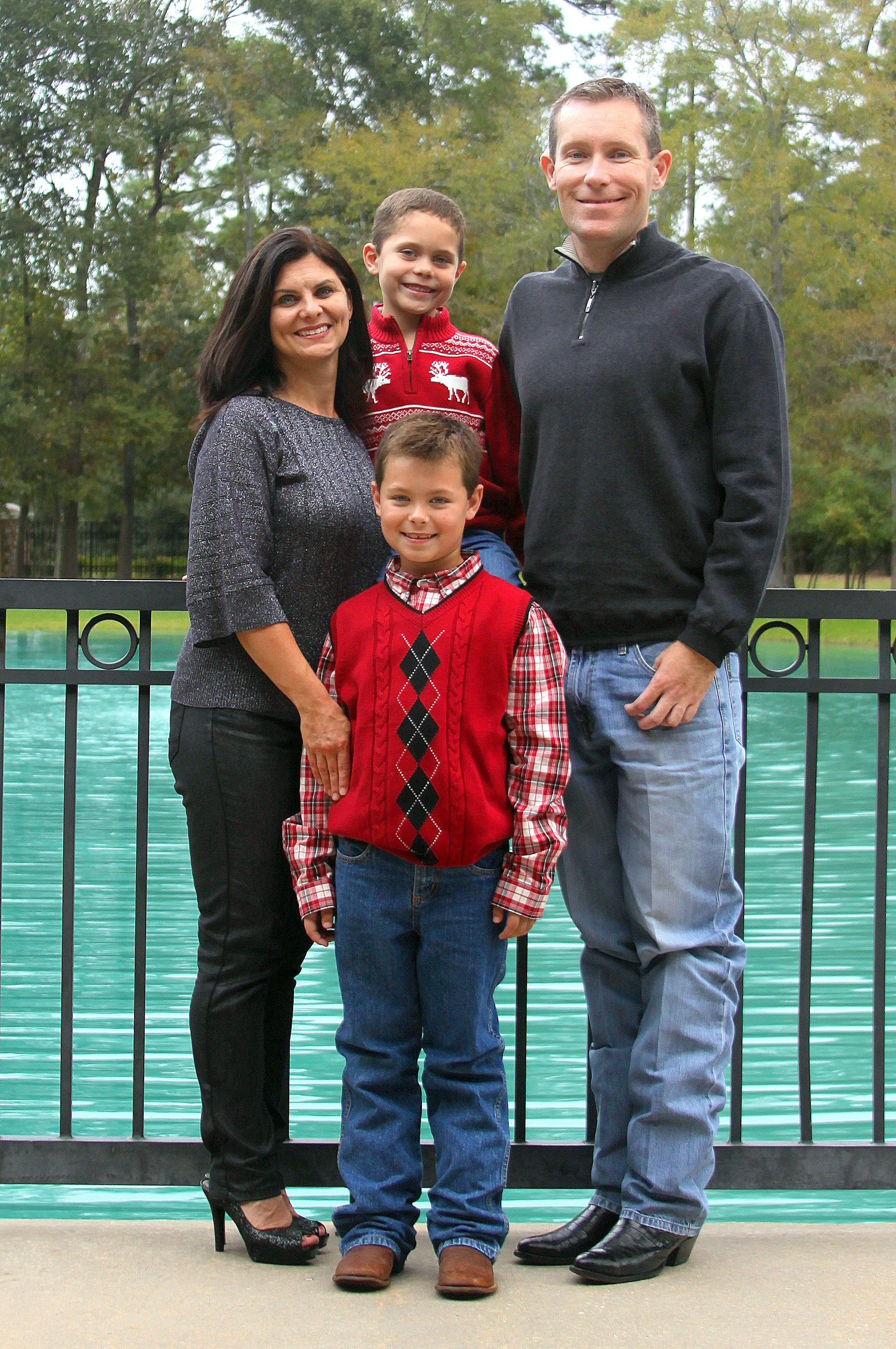 The Painter Family