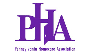 Pennsylvania Home Care Association logo for Comfort Keepers PA home care services